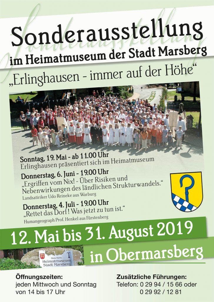 Heimatmuseum_Plakat Erlinghausen